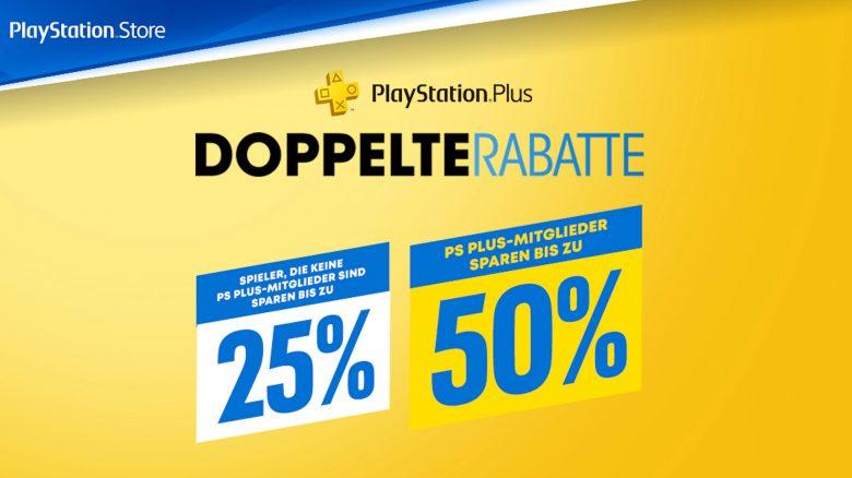 PS Store: Hunderte Spiele sind gerade reduziert – Mit PS Plus spart ihr doppelt