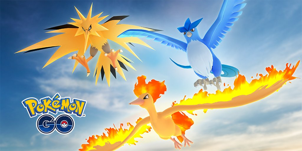 Akrtos, Zapdos, Lavados Pokémon