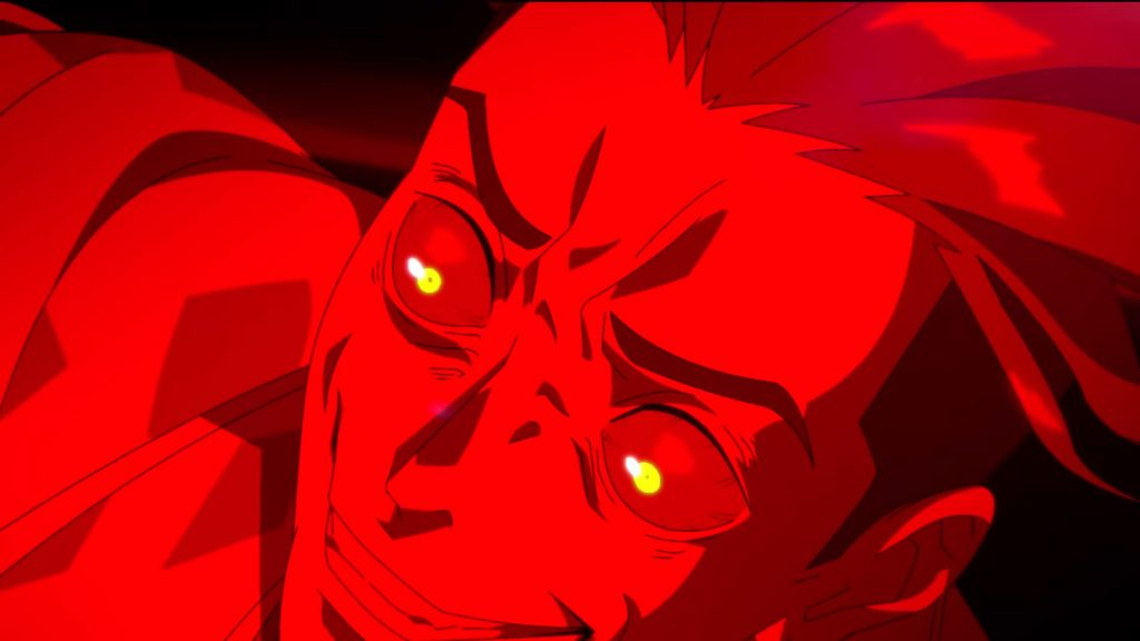 Dead by Daylight Anime Trickster Crazy