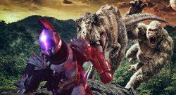 Destiny 2 Titel Dino vs Monster