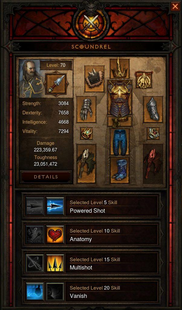 Diablo 3 Begleiterausrüstung
