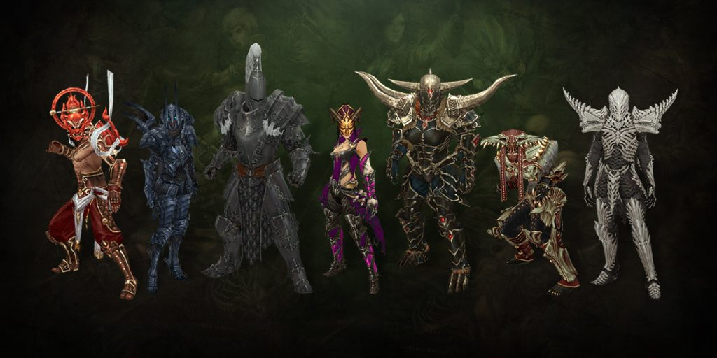 Diablo 3 Season 23 Headrigs Geschenk