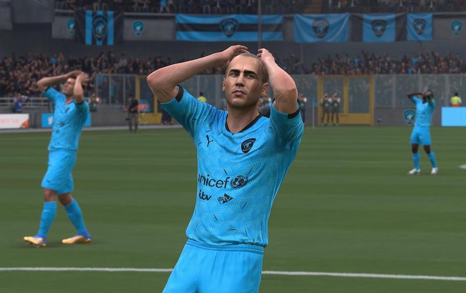 FIFA 21 Frust