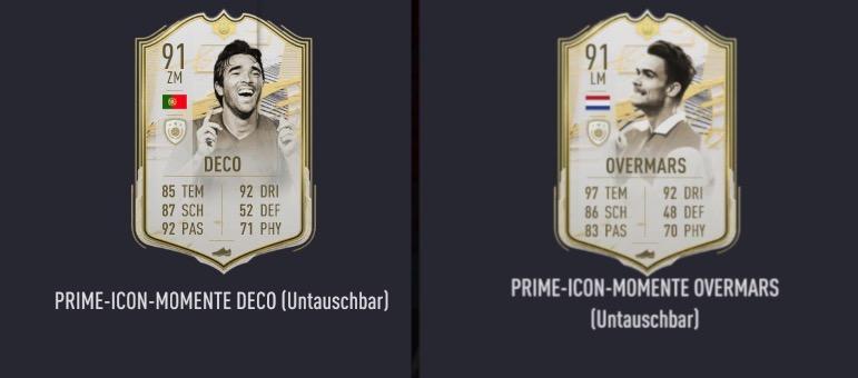 FIFA 21 prime Icon Moments