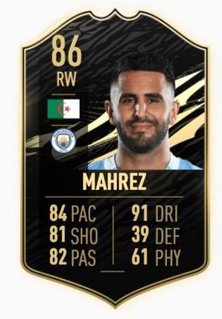 Inform Mahrez