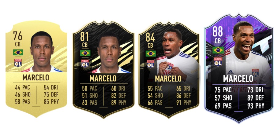 FIFA 21 What If Marcelo