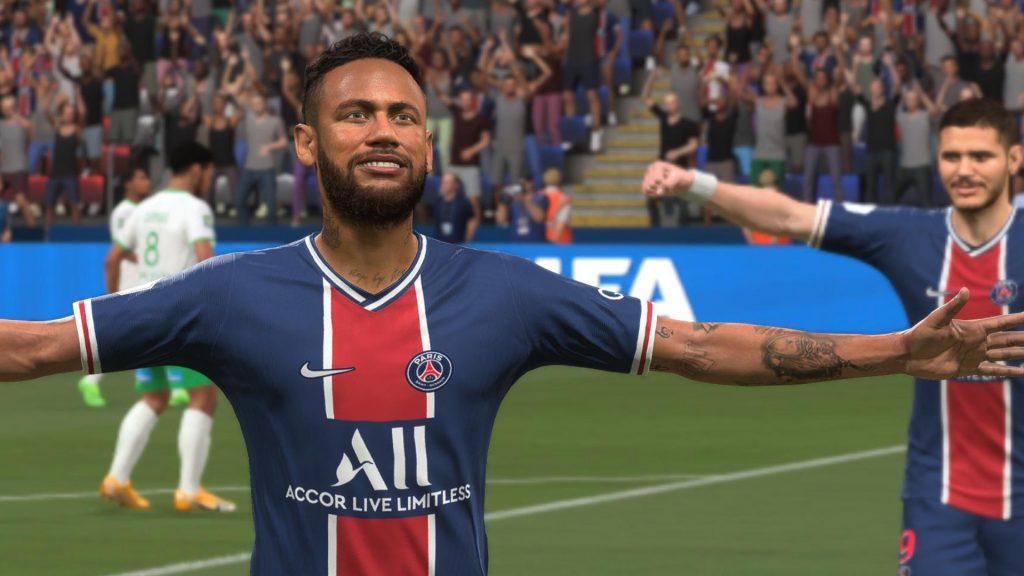 FIFA 21 EA Daten