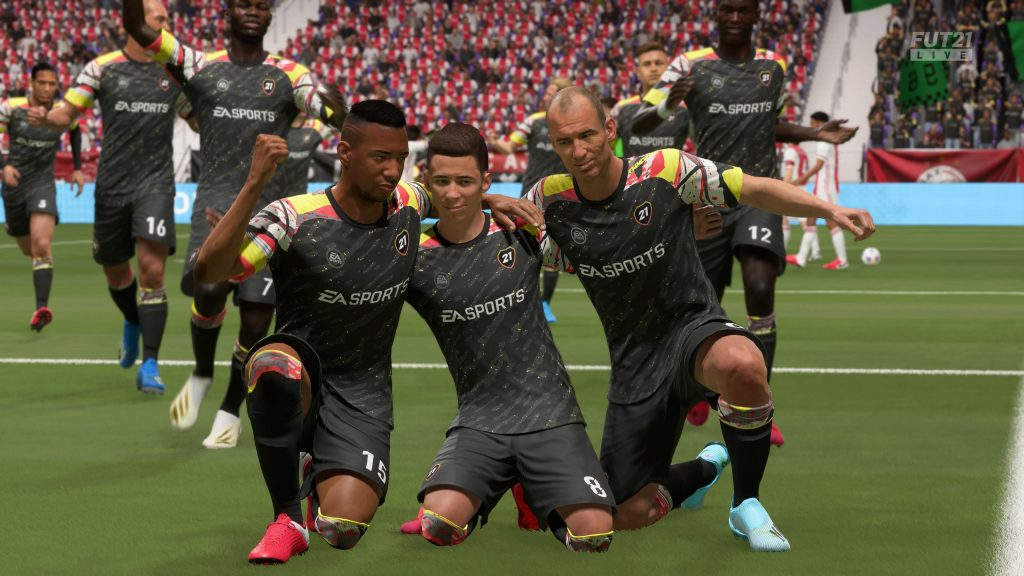 FIFA 21 Motivation
