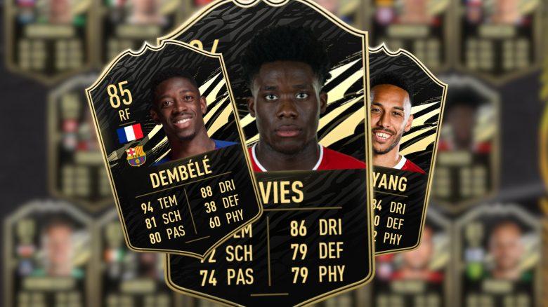FIFA 21: TOTW 27 ist live und bringt 4 verflucht schnelle Spieler