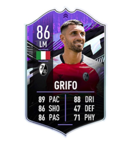 FIFA 21 What if Grifo