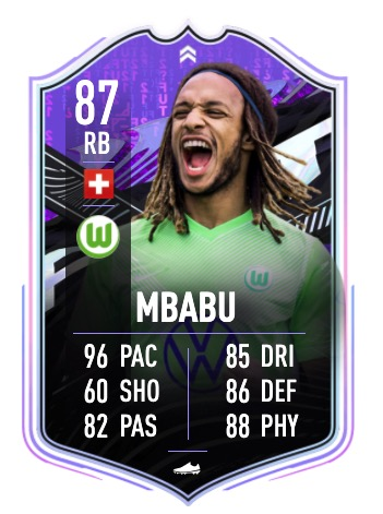 FIFA 21 Mbabu What if