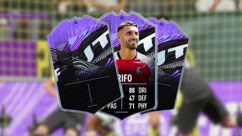 """FIFA 21: """"What If"""" Team 2 ist jetzt live – mit starkem Freiburger Grifo"""