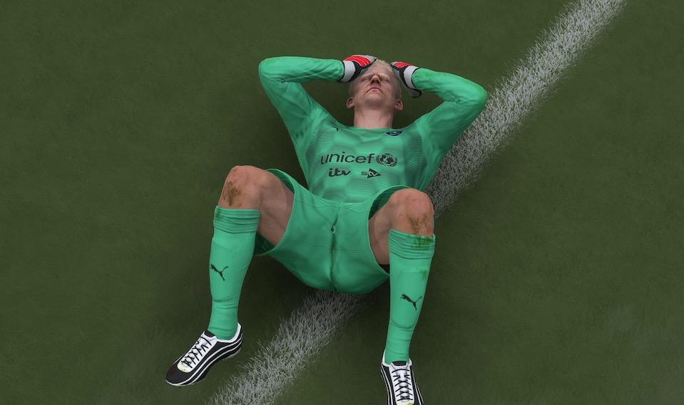 FIFA 21 Alles verloren