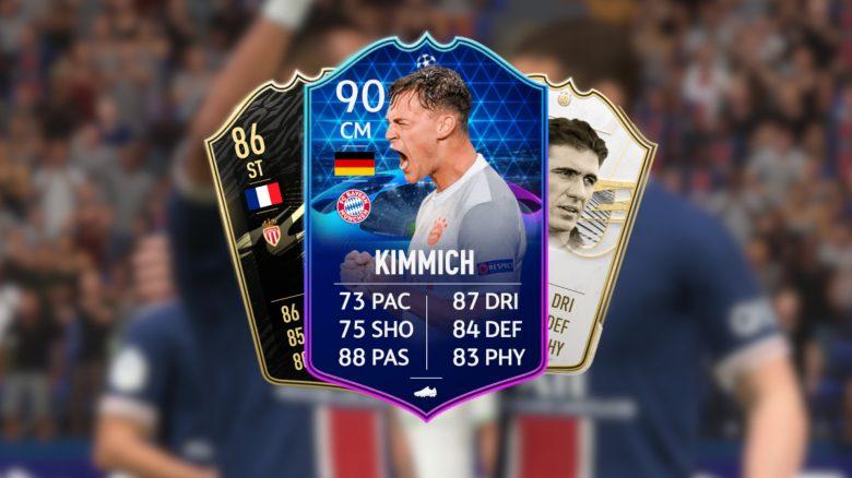 FIFA 21 beste Karten unter 200000