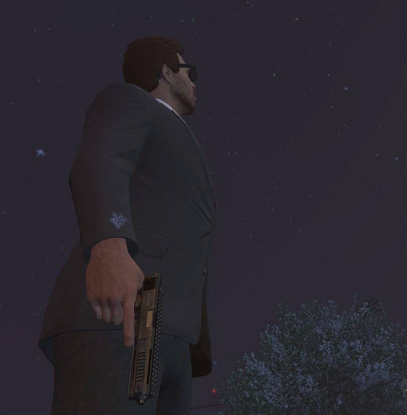 GTA Online AP Pistole