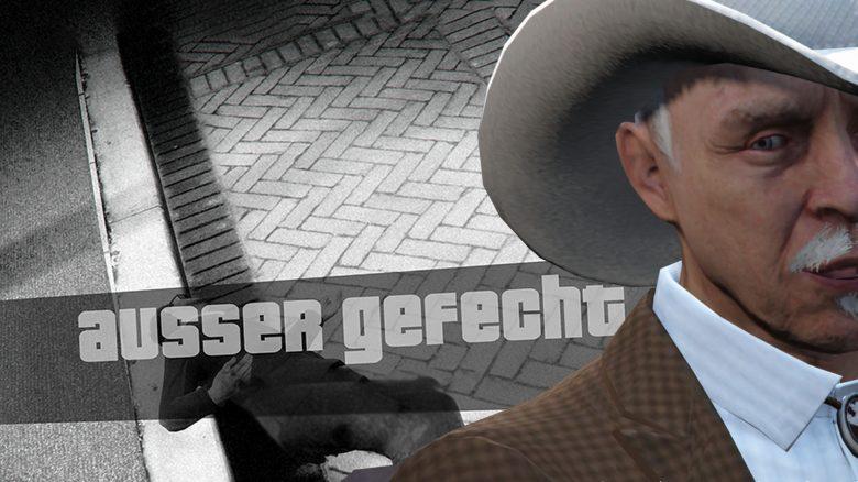 GTA Online Ausser Gefecht Titel