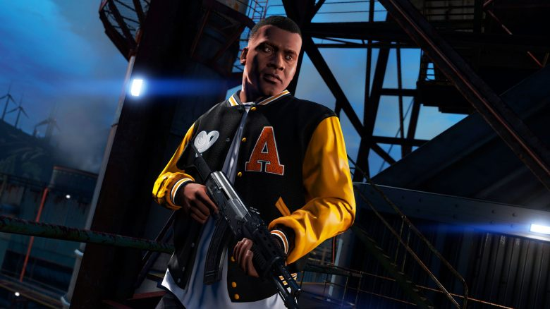 GTA Online Franklin Titel
