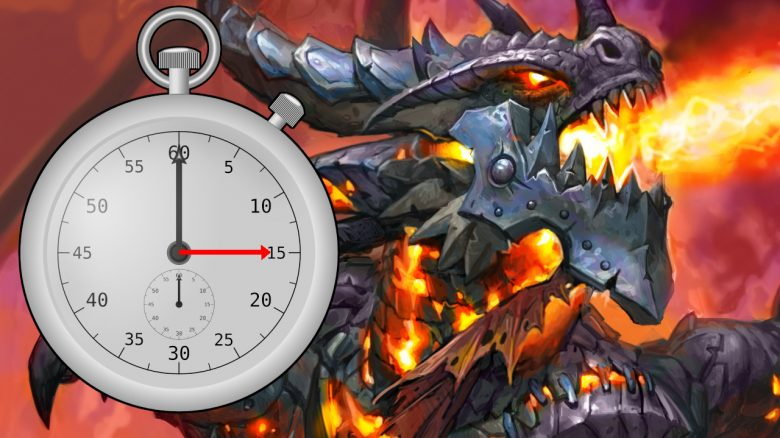 Hearthstone Deathwing Clock titel title 1280x720
