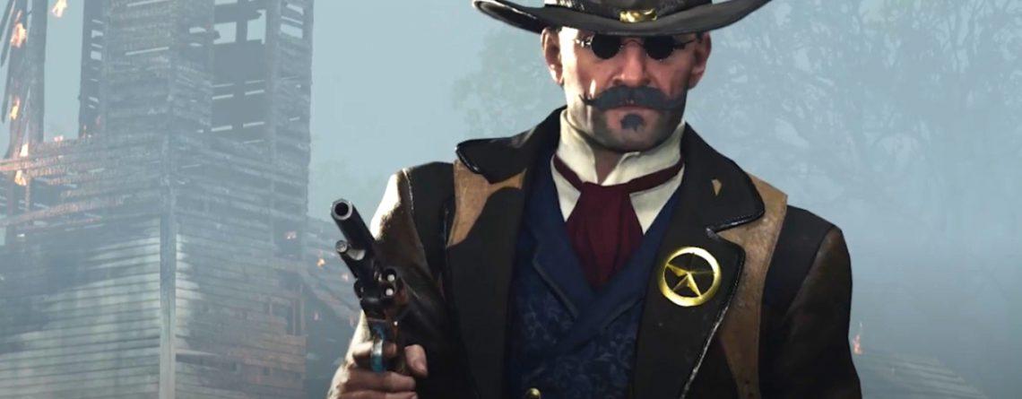 Hunt Showdown Sheriff Hardin Titel 2