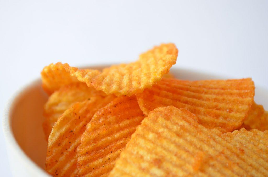 Kartoffelchips Potato Chips