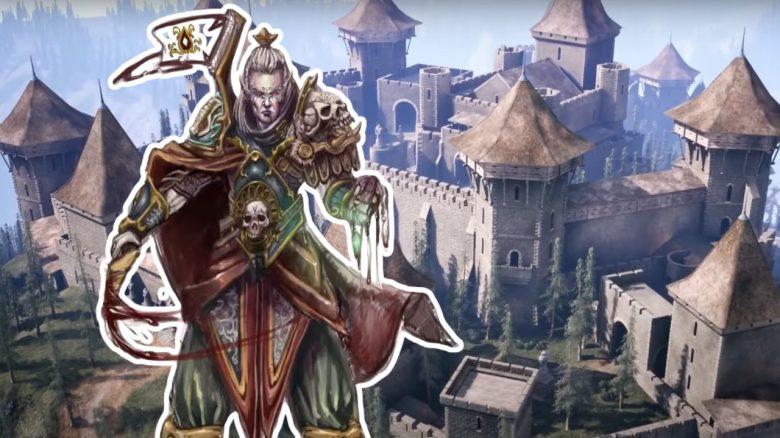 Neues MMORPG angekündigt – Verspricht riesige Schlachten um Burgen