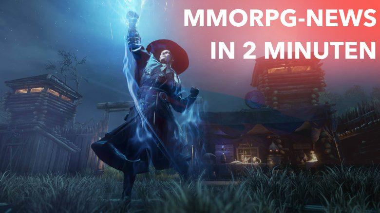 Endlich tut sich was bei den neuen MMORPGs