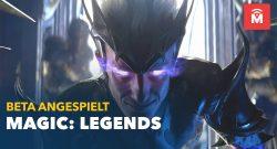 Magic Legends Beta angespielt Titel FYNG 2