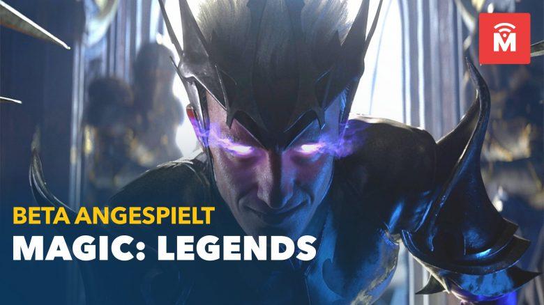 Ich dachte, Magic: Legends ist wie Diablo – Ich habe mich komplett geirrt