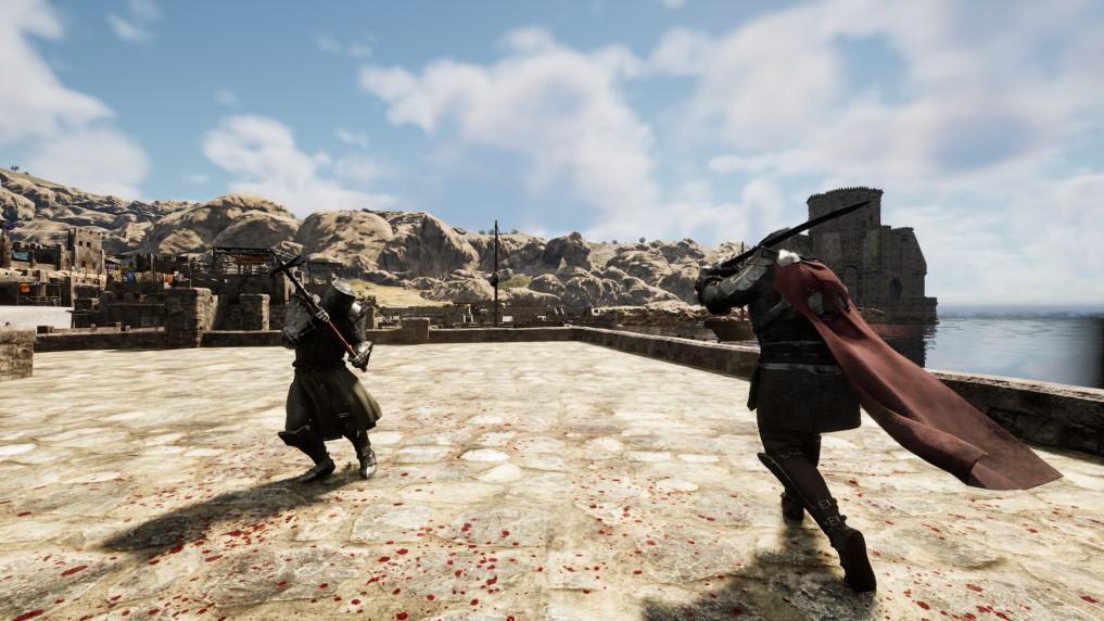 Mortal Online 2 Duell