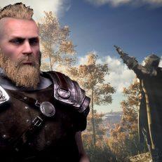Mortal Online 2 Krieger Wald