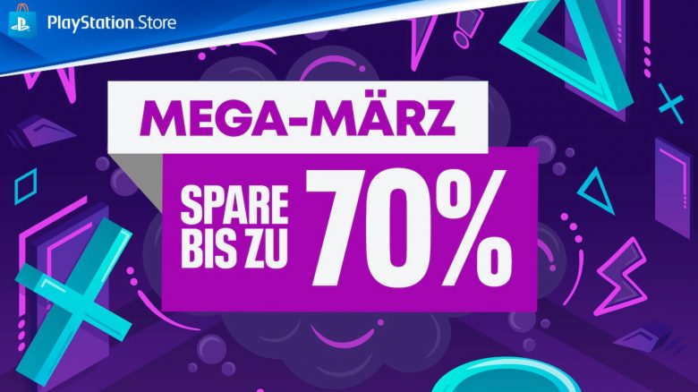 Mega-März im PS Store: Viele PS4-Games sind gerade bis zu 70% günstiger
