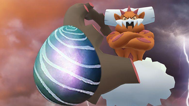 Pokémon GO Demeteros Titel