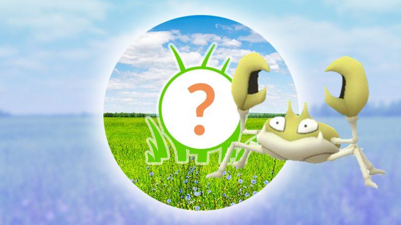 Pokémon GO Rampenlicht Krabby Titel