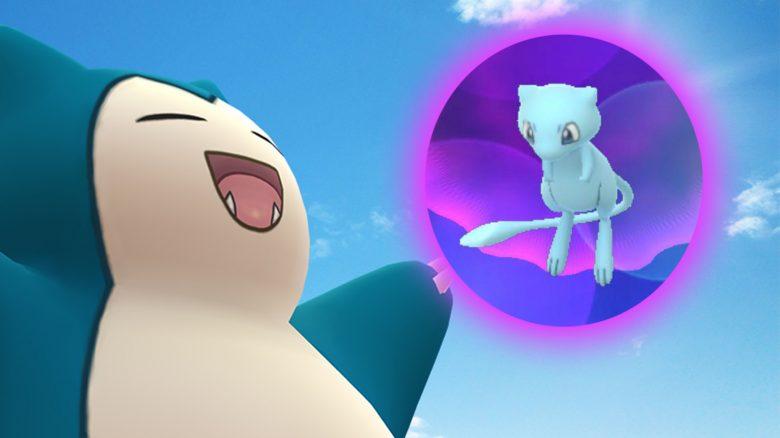 Pokémon GO: Trainer fangen Shiny Mew – So geht die Forschung weiter