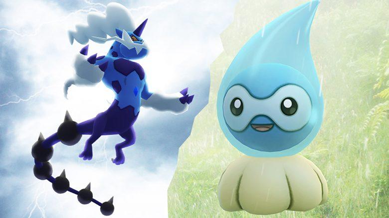 Pokémon GO bringt Wetterwoche mit neuem Shiny und wichtigem Bonus