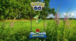 Pokemon Go Serpifeu Community Day April 2021