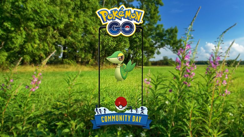 Pokemon Go Serpifeu Community Day April 2021