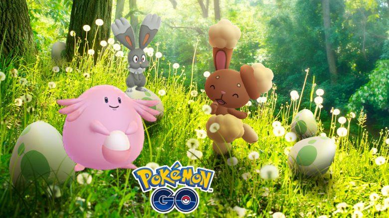 Pokémon GO startet Frühlings-Event mit neuem Shiny und diesen starken Boni