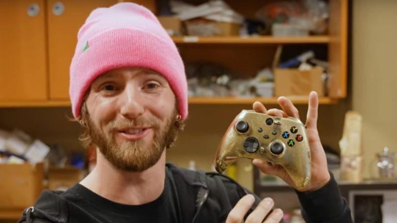 YouTuber besitzt jetzt teuersten Xbox-Controller der Welt, ihr wollt sicher nicht damit spielen