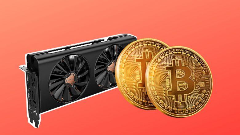 Titelbild Mining Grafikkarte AMD