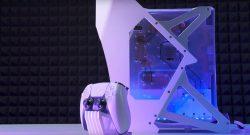 User verpasst PS5 eine Wasserkühlung – und das sieht richtig gut aus