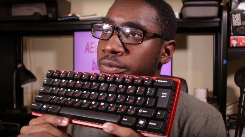 """Tech-YouTuber testet """"beste Tastatur aller Zeiten"""" – So toll ist die wirklich"""