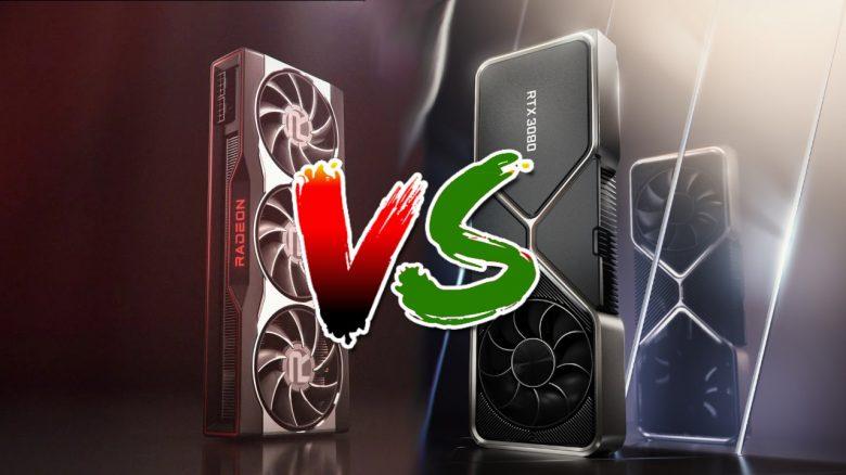 Wenn ihr eine Grafikkarte kaufen wollt, habt ihr einen klaren Favoriten – Nvidia RTX 3000 vs AMD 6000