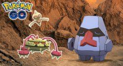 Pokémon GO kündigt Event mit Shiny Nasgnet an – Bringt euch 4 seltene Pokémon