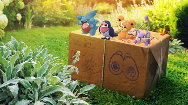 Legendäre Jahreszeit Pokemon GO