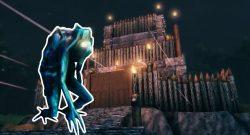 Spieler baut in Valheim eine Folterkammer für nervige Monster