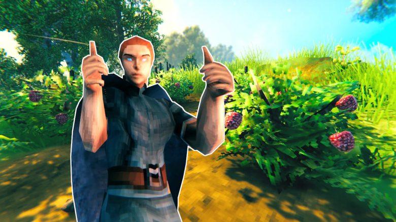 Valheim setzt auf Kampf und Entdeckung, aber Wikinger wollen lieber Beeren anbauen
