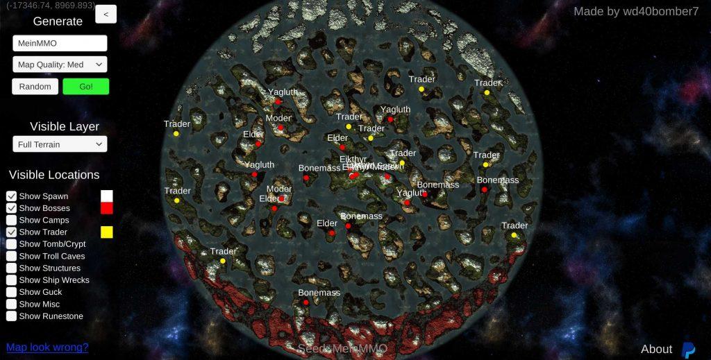 Valheim Map Seed MeinMMO