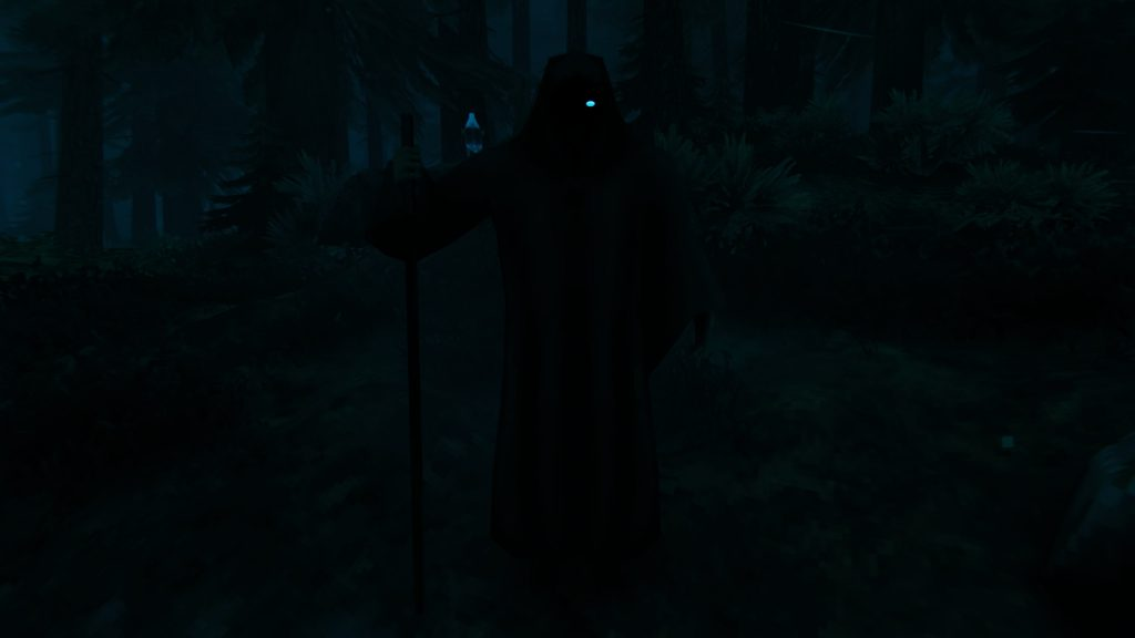 Valheim Odin Wanderer