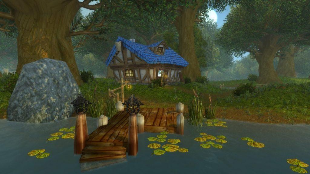 WoW 10 geheime Dinge Elwynn Haus